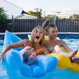 Above ground swimming pools for luxury on a budget yellow pages - Luxury above ground pools ...