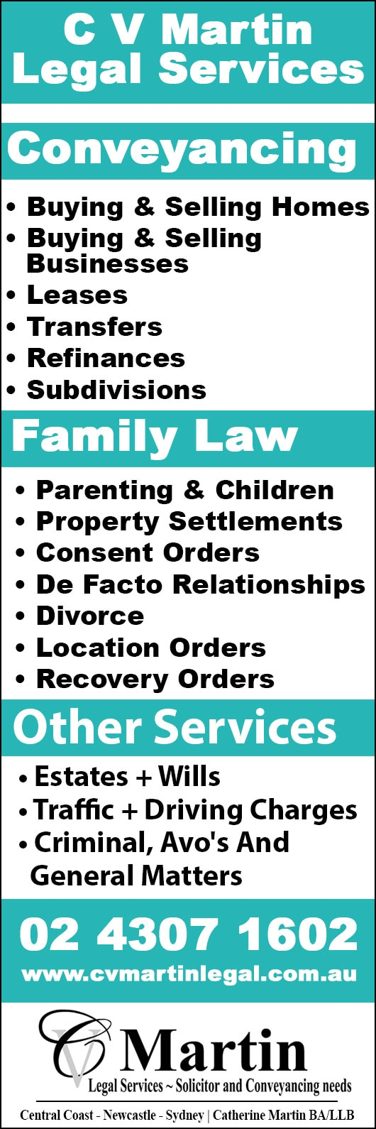c v martin legal services lawyers solicitors newcastle c v martin legal services promotion
